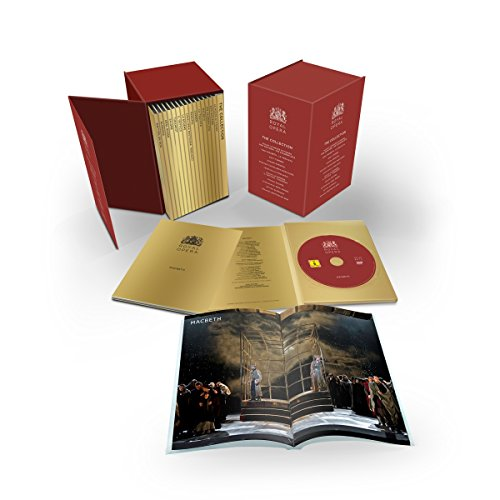 Royal Opera Collection (The) (2003-2015) (22-DVD Box Set) (NTSC)