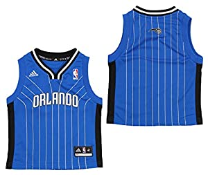 100% Polyester Imported Officially licensed by the NBA Blank back to fill in with your little one's favorite player