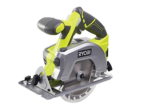 Ryobi RWSL 1801M One+ 18V LS Scie circulaire sans fil (Outil seul sans batterie ni chargeur)