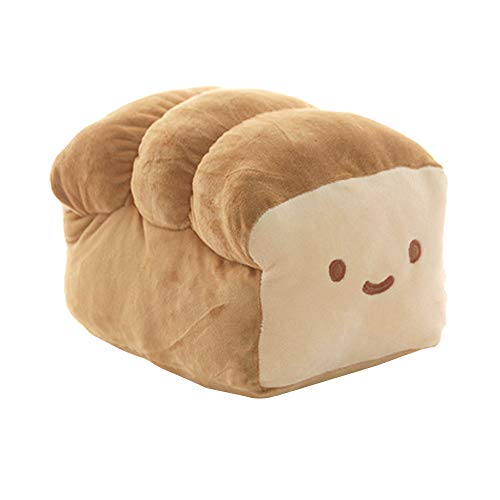 Bread 15' Plush Pillow Cushion Doll Toy Gift Home Bed Room Interior Decoration Girl Child Gift Cute Kawaii