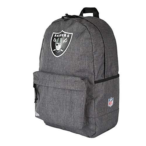 New Era NFL Light Pack Oakrai HGR Rucksack, Unisex, Erwachsene, Grey Med, Einheitsgröße
