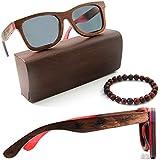 Joycoast Wooden Polarized Sunglasses (UV400) |...