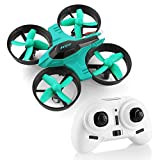 HELIFAR Mini Drone , F36 Mini RC Drone 2.4G 4 Canales 6-Axis...