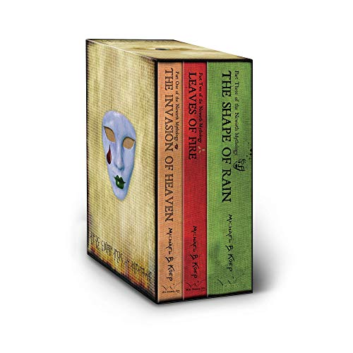 The Newirth Mythology: The Complete Trilogy: Boxed set (Newirth Mythology Trilogy)