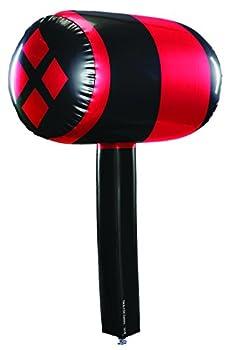 Rubie s Women s Batman Harley Quinn Inflatable Mallet Multi One Size