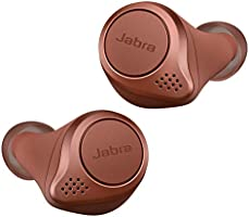 (Renewed) Jabra Elite Active 75t True Wireless Bluetooth Sports Earbuds, 28 Hours Battery, Voice Assistant Enabled,...