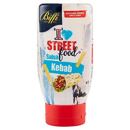 Biffi - I Love Street Food - Salsa Kebab - Pacco da 6 x 270G