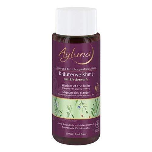 Ayluna Bio Shampoo Kräuterweisheit bei Schuppen und trockener Kopfhaut (1 x 250 ml)