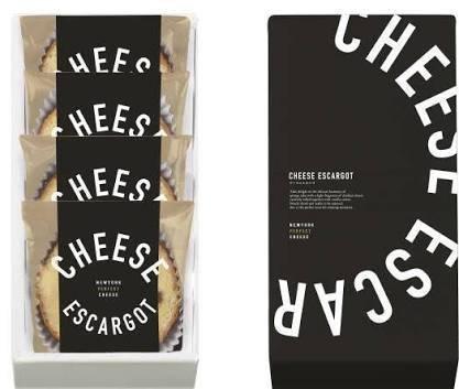 NEWYORK PERFECT CHEESE ニューヨークパーフェクトチーズ ケーキ エスカルゴ 4個入り | ニューヨークパーフェクトチーズ |