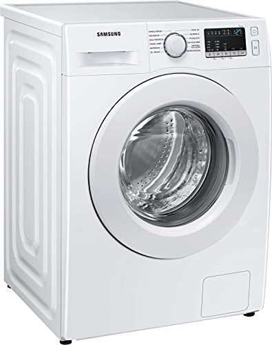 Samsung WW80T4042EE/EG Lavatrice / 8 kg / 1400 giri/min/A+++ / Bianco/Programma di vapore igienico/Motore inverter digitale