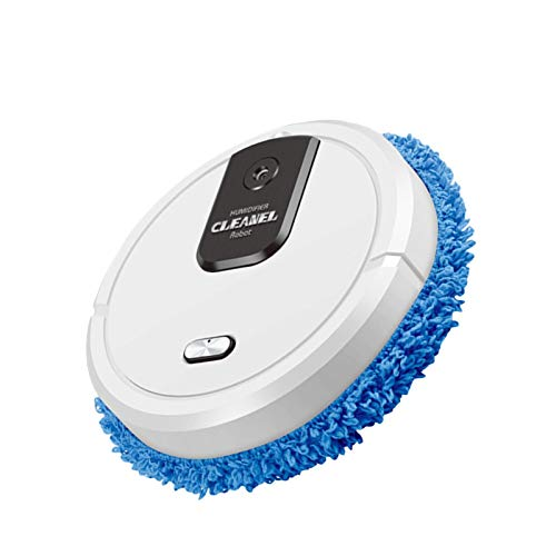 Kentan Smart Mopping Machine, Robot Vacuum Cleaner, Sweepers for Hardwood and Carpet, Household Full-Automatic UV Spray Humidification, Super Quiet Multiple Cleaning Modes Vacuum, Best for Pet Hairs