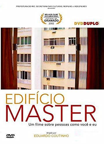Edifício Master de Eduardo Coutinho ( DVD Duplo )