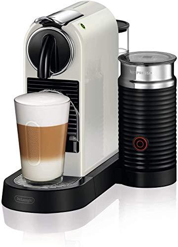 Delonghi, Citiz & Milk En 267.Wae, Macchina Per Il Caffè, Colore Binaco crema (Light Grey)