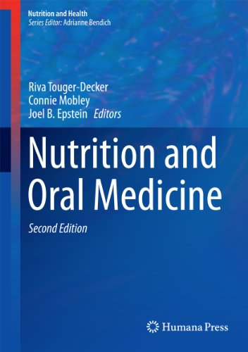 Nutrition and Oral Medicine (Nutrition and Health) (English Edition)