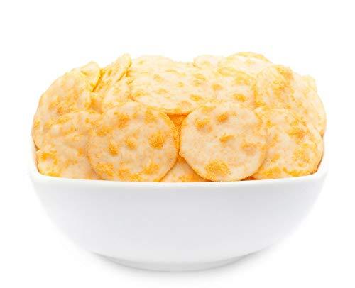 1 x 5kg Maiscracker gebacken mit Käse und Chili glutenfrei sehr fettarm