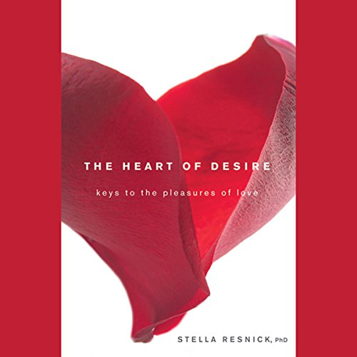 The Heart of Desire audiobook cover art