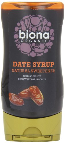 Biona Organic Date Syrup 350 g (Pack of 3)