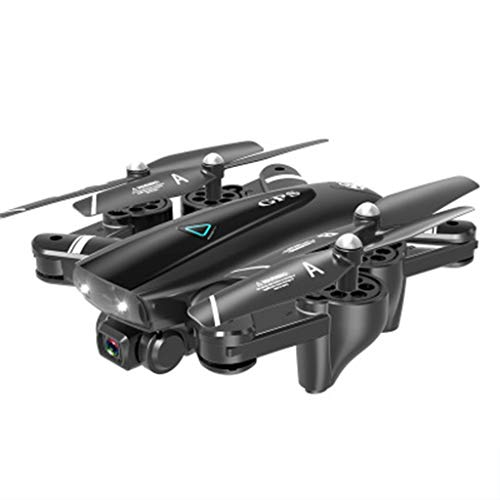 IIIL Best RC Drone 4K HD Camera, GPS Follow Pro Selfie Foldable Flight 20 Mins Quadcopter with WiFi FPV 1080P Camera Quadcopter,5g 4k