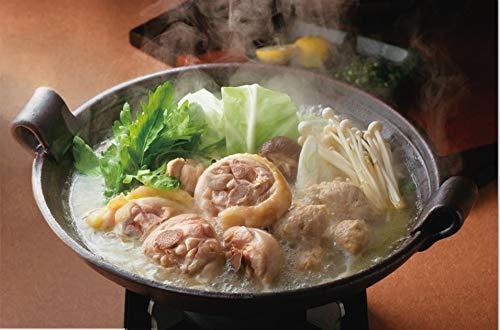 博多華味鳥 水たきセット 4〜5人前 しめまで楽しめるちゃんぽん麺入り