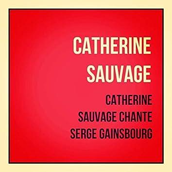 Catherine Sauvage chante Serge gainsbourg