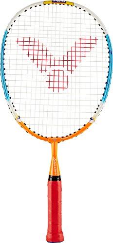 Victor Raquette de Badminton pour Enfant Rouge 43 cm