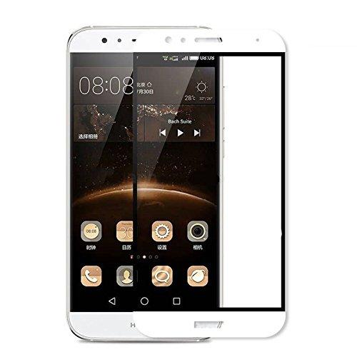 Generica - Protector de pantalla de Cristal Templado Completo Huawei G8 /...