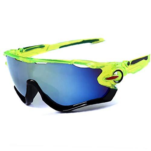 JBNS 1 Pc Al Deporte Gafas De Sol Anti-UV Protección De Esquí Ciclismo Gafas De Sol Deportivas para 100{645e38ff68c1b9e124d71c25b07985659dbe3af8751c803a0d5c3d8810cda239} Hombres Mujeres