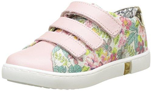 PRIMIGI Pgl 7166 Sneaker für Mädchen, Mehrfarbig - Mehrfarbig Rosa Beige Panna Mehrfarbig - Größe: 29 EU