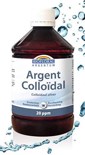 Biofloral, Plata Coloidal - 500 ml