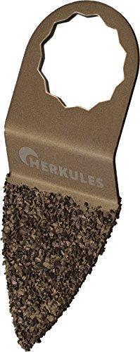 Hércules M8540 Festool vecturo placa de molienda de carburo de dedo super Cut fina hoja, para Multischleifer - Dimensiones: L=40 B=35 - Für Material/características: madera, concreto, piedra