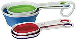 Budget Choice for Best Collapsible Measuring Cups: Prepworks from Progressive Collapsible Measuring Cups