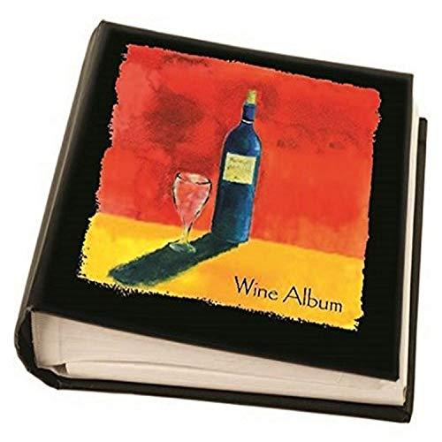 Franmara 6150-BX Deluxe Wine Label Album with 30 Label Removers