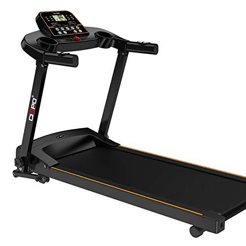 LYzpf Professionele Loopband Kleine Mini Running Oefening Training Machines Vouwen Verstelbare Speed Cardio Machine Apparatuur voor Office en thuis
