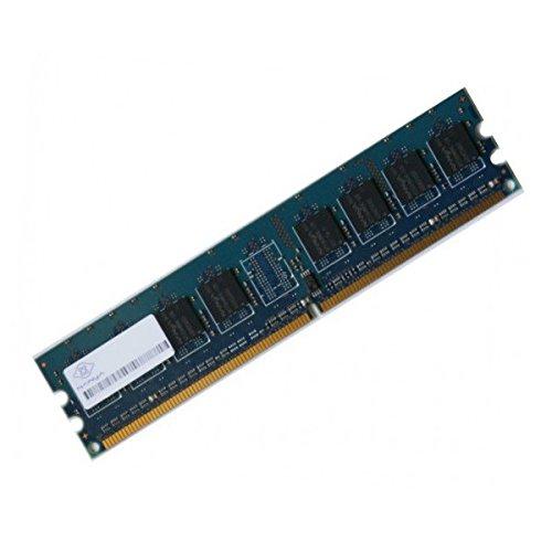 NANYA Ram-Arbeitsspeicher NT256T64UH4A0FY 37B Türknauf 256Mo PC - 4200U DDR2 533Mhz
