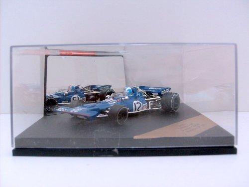 Tyrrell 002 F.Clevert - GP Monaco 1971
