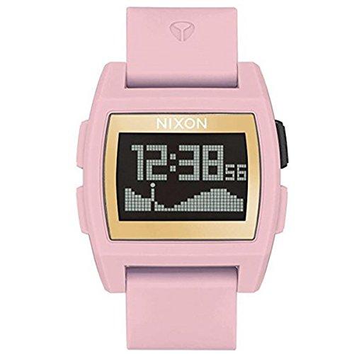 Nixon Damen Digital Uhr mit Silikon Armband A1104-2773-00