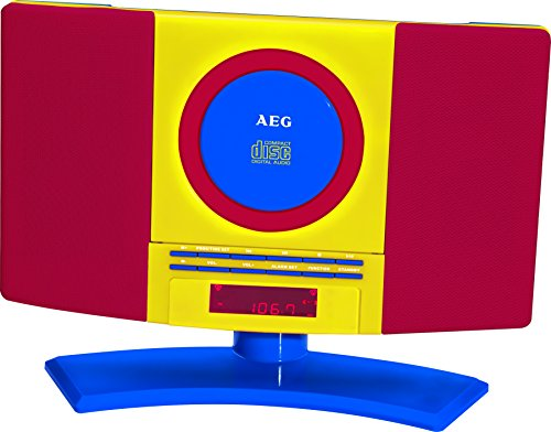 AEG AEG MC 4464 Music Center CD-Player