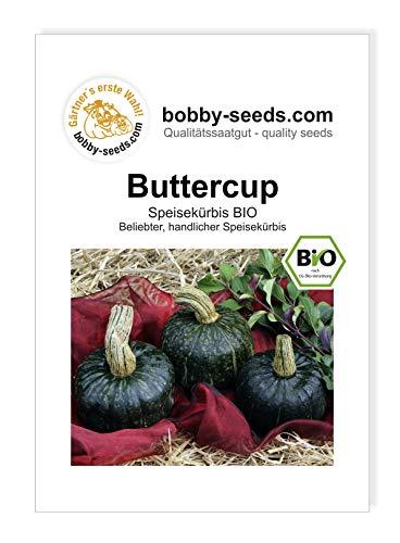 Buttercup BIO Kürbissamen von Bobby-Seeds Portion