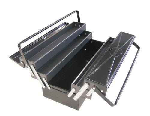 Ironside Metall-Werkzeugkasten 5-teilig