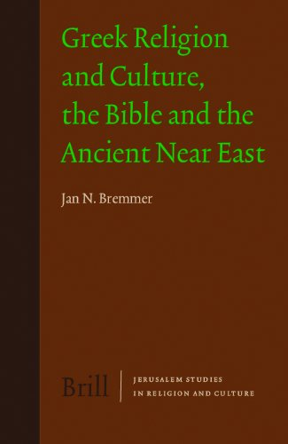 Greek Religion and Culture, the Bible and the Ancient Near East (Jerusalem Studies in Religion and Culture)