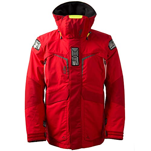 Gill OS2 Jacket Men's Red 2X