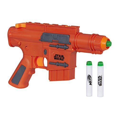 Star Wars - Rogue One capitán Cassian Blaster (Hasbro B7764EU4)
