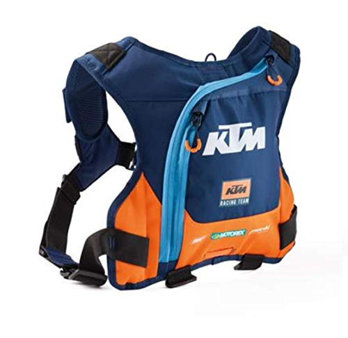 NEW KTM TEAM ERZBERG HYDRATION BACK PACK BAG 3PW1970800
