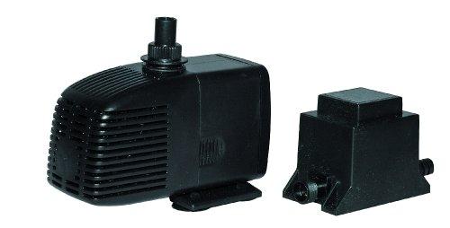 Kerry Pumpe Teichpumpe Wasserspielpumpe bis zu 1000 l/h, 17W