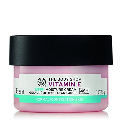 The Body Shop Vitamin E Gel Moisture Cream, 1.69 Oz