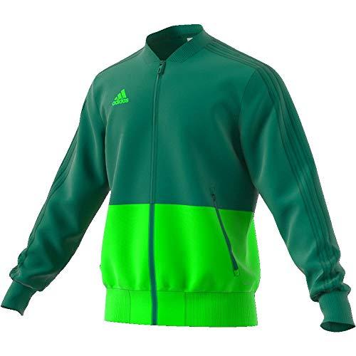 Adidas CON18 PRE JKT Chaqueta, Hombre, Verde (Verfue/Versol), 2XL