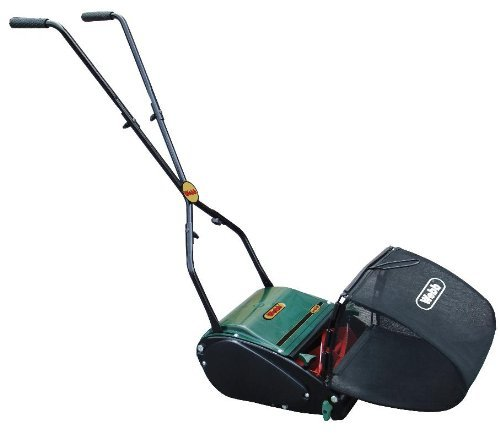 Webb 12 inch Push Rear Roller Lawnmower