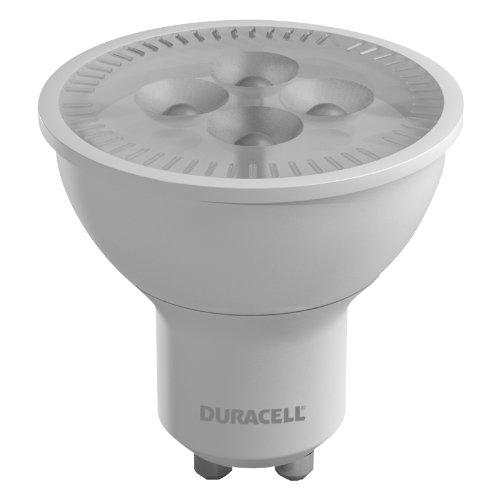 Duracell Bombilla led GU10, 5.3 W