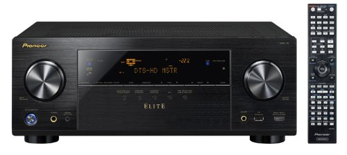 Pioneer VSX-70 7.2-Channel CI Focused Home Theater Receiver (Discontinued by Manufacturer)
