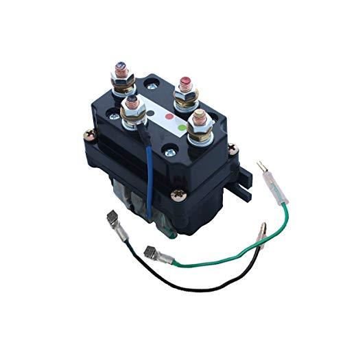 MotoAlliance VIPER ATV/UTV Replacement Contactor/Solenoid 1500lb-5000lb Winches